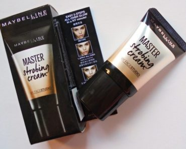 Maybelline Facestudio Master Strobing Cream Nude 01 Review