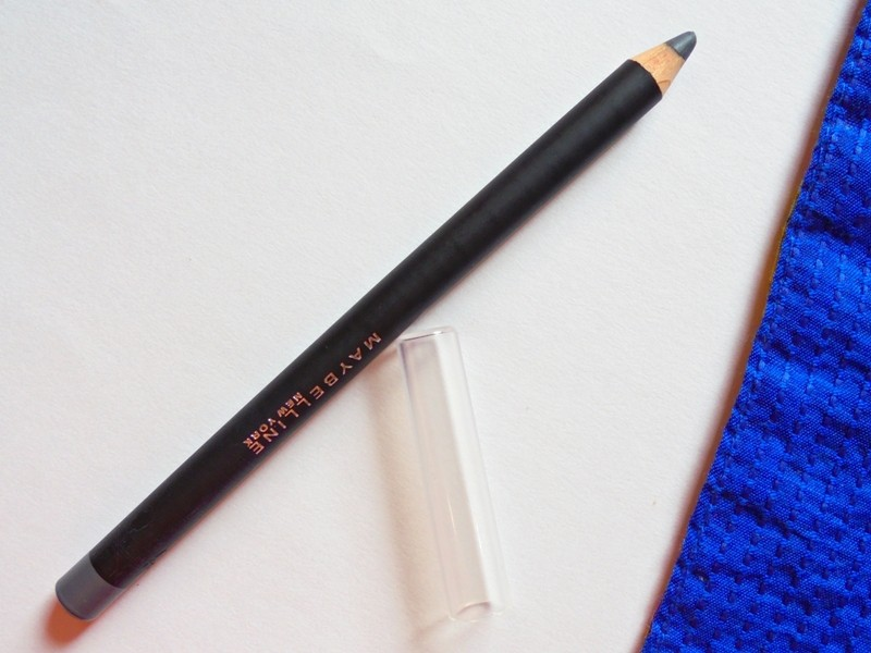 Maybelline Fashion Brow Cream Pencil Dark Grey Review 1