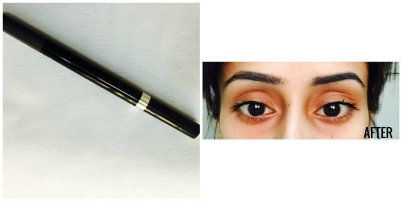 Maybelline Fashion Brow Duo Shaper Review 4