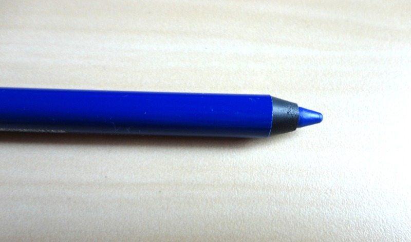Maybelline Lasting Drama by Eyestudio Waterproof Gel Pencil Lustrous Sapphire 3