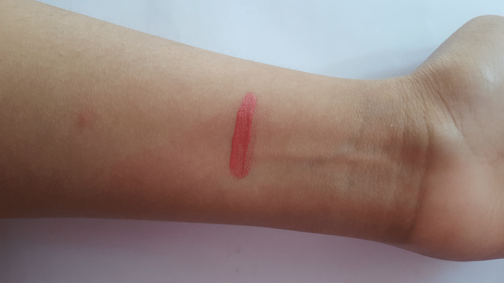 Maybelline Superstay 24 Hr Lip Color Continuous Coral , Maybelline Superstay 24 Hr , maybelline continuous coral 2