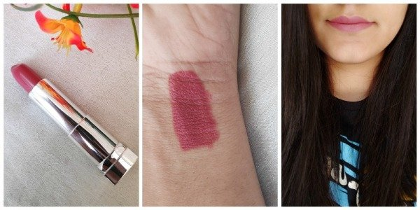 Maybelline Touch of Spice Creamy Matte Lipstick