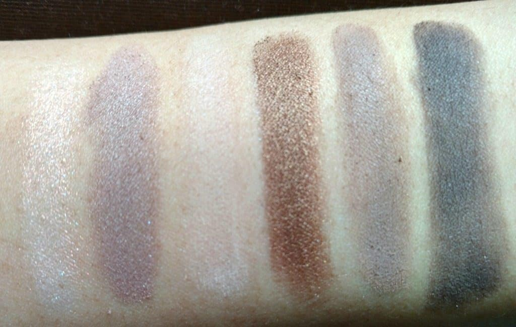 Maybelline the Nudes Palette Review 9