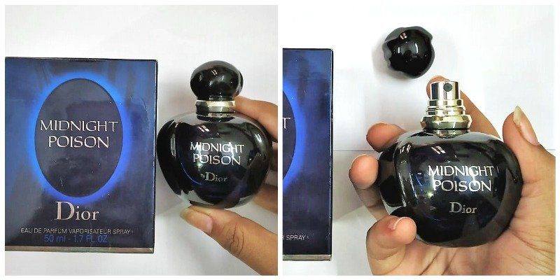 Midnight Poison Dior Review
