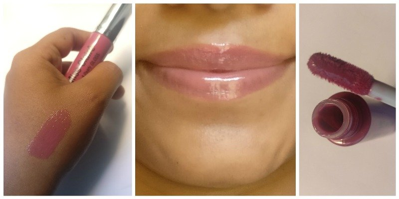 Miss Claire Matte and Pearly Gloss 113