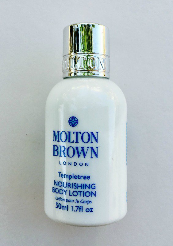 Molton Brown Templetree Body Lotion Review