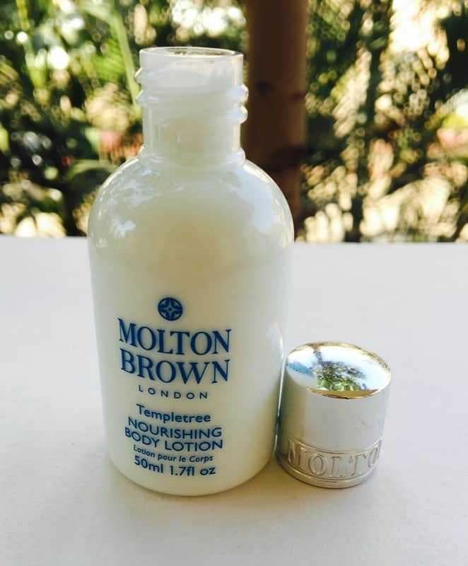 Molton Brown Templetree Body Lotion 2