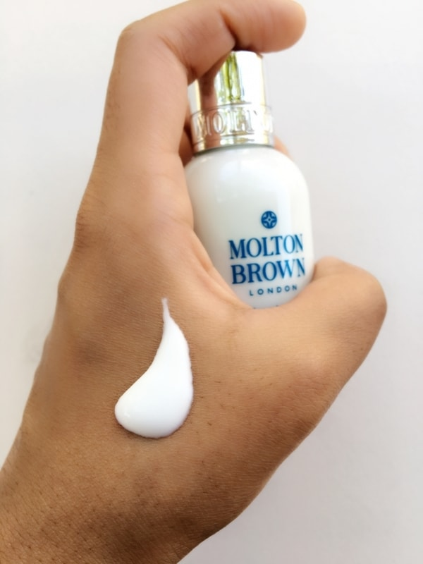 Molton Brown Templetree Body Lotion 3