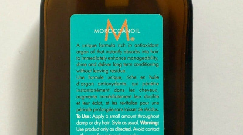 Moroccanoil Treatment  1
