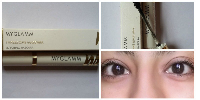 MyGlamm Threesome Mascara