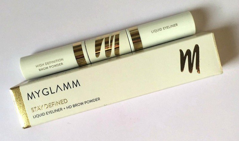 Myglamm Stay Defined Brow Sculpting System !