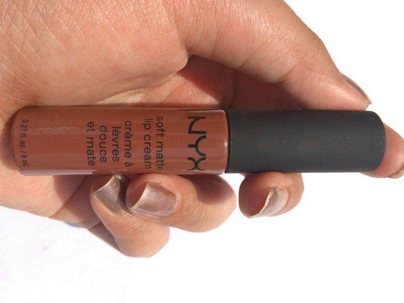 NYX Berlin Soft Matte Lip Cream