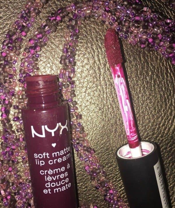 NYX Copenhagen Soft Matte Lip Cream 3