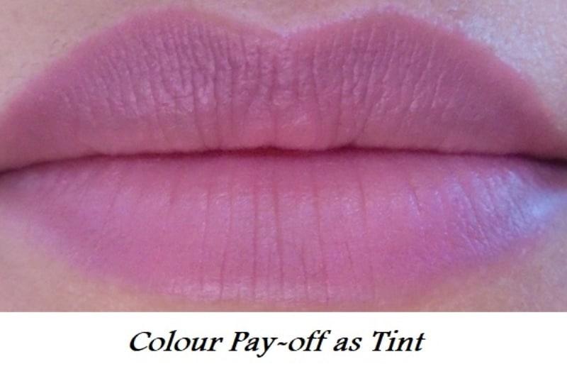 NYX Extra Creamy Round Lipstick Tea Rose  7
