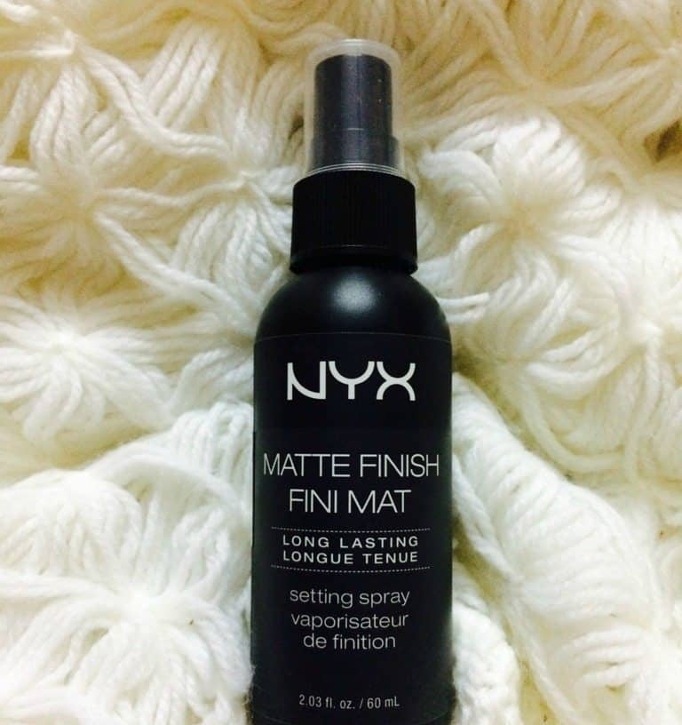 Matte Setting Spray by NYX Professional Makeup #8