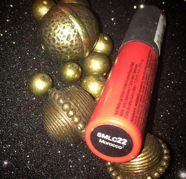 Elle 18 lipstick shades coral romance