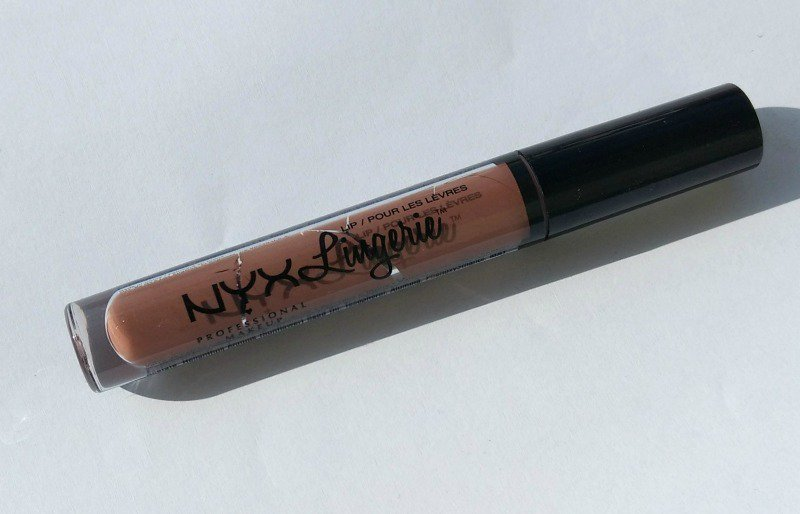NYX Professional Makeup Lip Lingerie Teddy