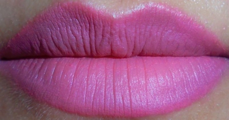 NYX Soft Matte Lip Cream Kyoto Review 3