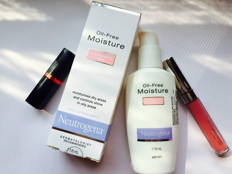 Neutrogena Oil-Free Moisture Combination