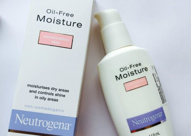Neutrogena Oil-Free Moisture Combination  3