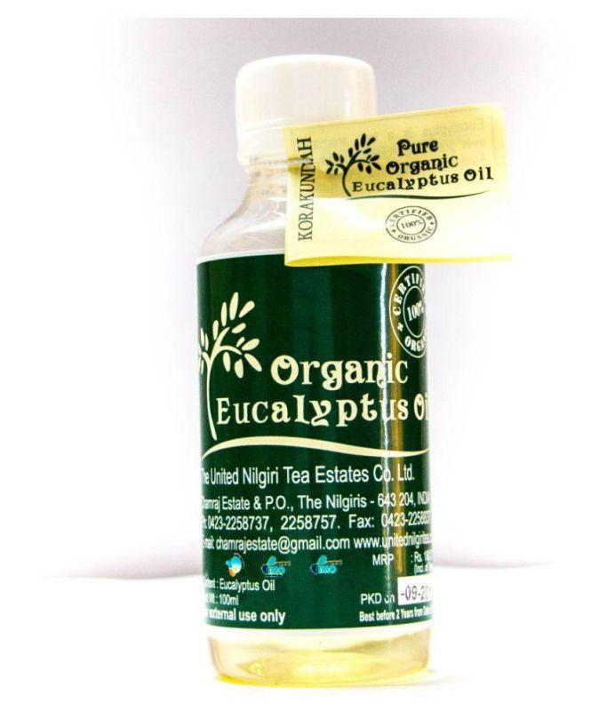 Nilgiri Oil Eucalyptus Oil