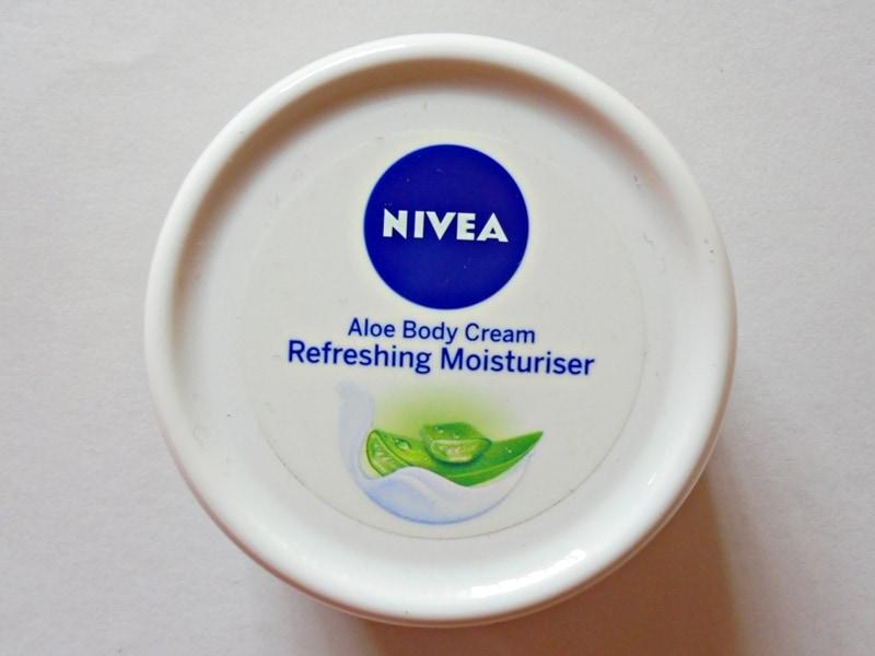 nivea aloe vera face cream