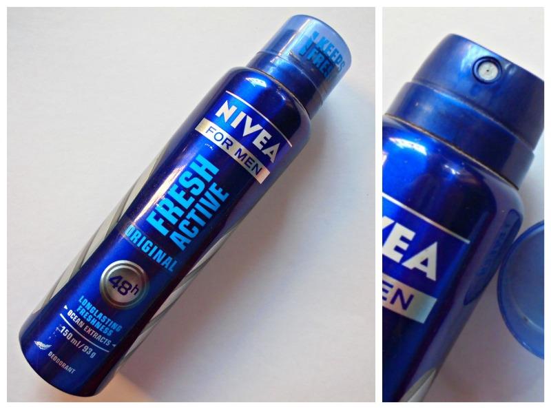 Nivea Fresh Active Deodorant Original