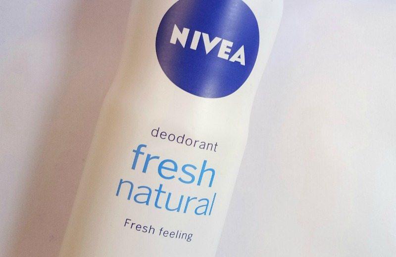 Nivea Fresh Natural Deodorant Spray Review 2