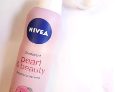 Nivea Pearl & Beauty Deodorant Review 2
