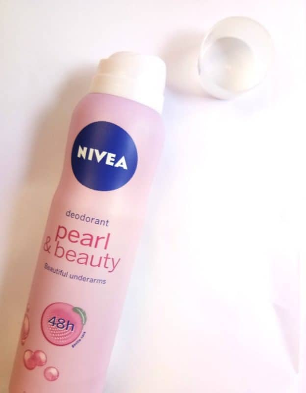 Nivea Pearl & Beauty Deodorant Review 2