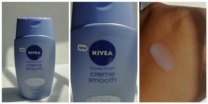 Nivea Shower Cream Crème Smooth