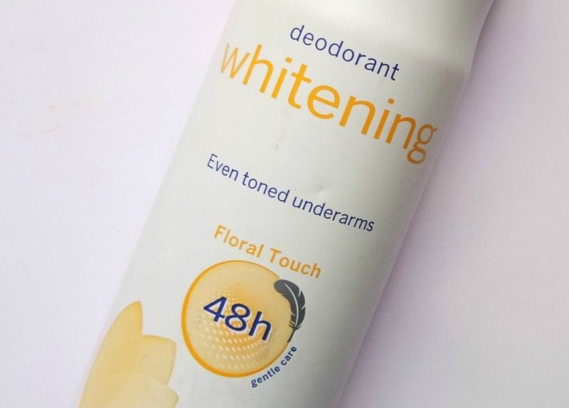 Nivea Whitening Floral Touch Deodorant  2