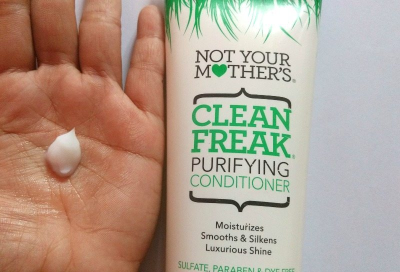 Not Your Mother's Clean Freak Purifying Shampoo And Conditioner 4