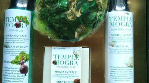 Nyassa Temple Mogra Bath Collection Review