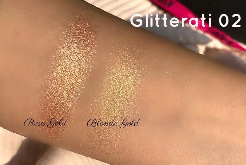 Nykaa Glow Getter Highlighting & Illuminating Duo Glitterati 02