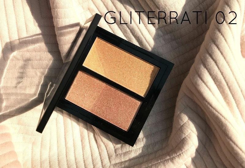 Nykaa Glow Getter Highlighting & Illuminating Duo Glitterati 02 5