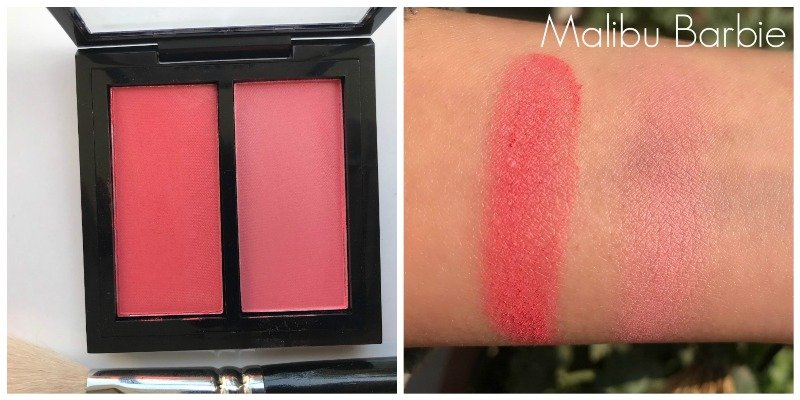 Nykaa Malibu Barbie Get Cheeky Blush Duo