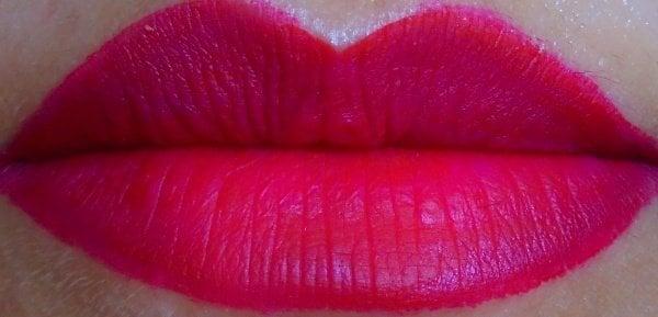 Nykaa Mishti Lipstick Review 3