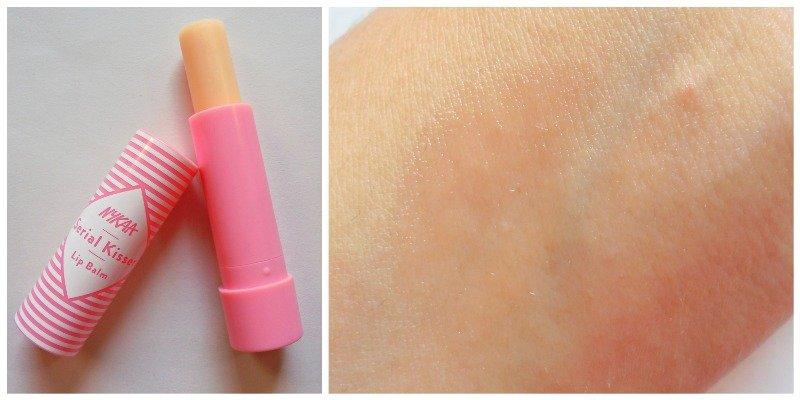 Nykaa Serial Kisser Lip Balm Strawberry