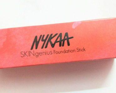 Nykaa Skingenius Foundation Stick