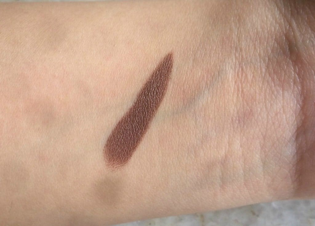 Nykaa So Matte Lipstick Chocolate Truffle 4