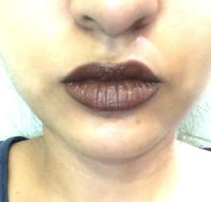 Nykaa So Matte Lipstick Chocolate Truffle 5