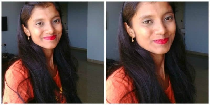 Nykaa So Matte Lipstick Frisky Fuschia , Notorious Red 5