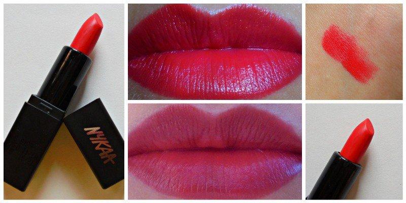 Nykaa So Matte Lipstick Scarlet Siren