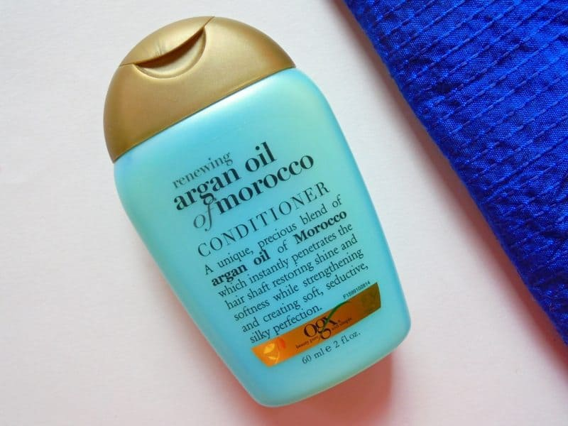 Ogx Argan Oil of Morocco Conditioner Review