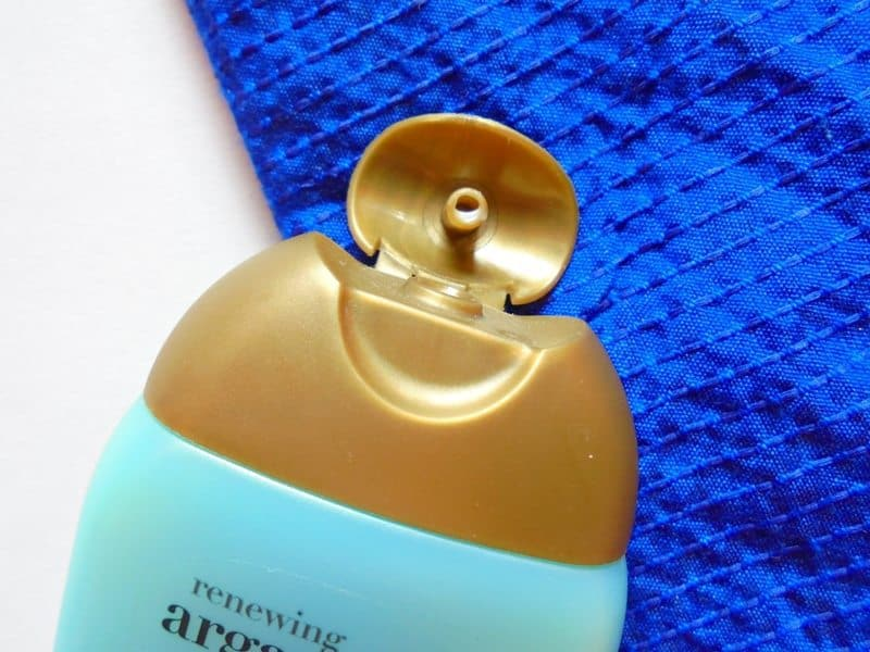 Ogx Argan Oil of Morocco Conditioner Review 3
