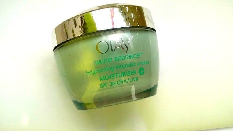 Olay White Radiance Brightening Intensive Cream Moisturizer With SPF 24