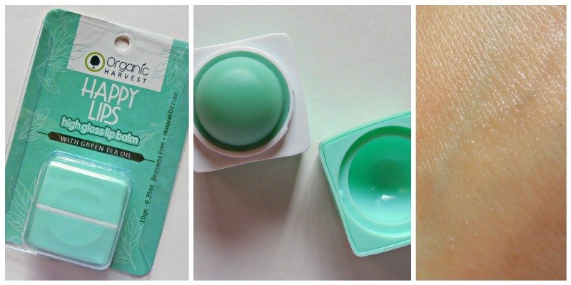 Organic Harvest Green Tea High Gloss Lip Balm