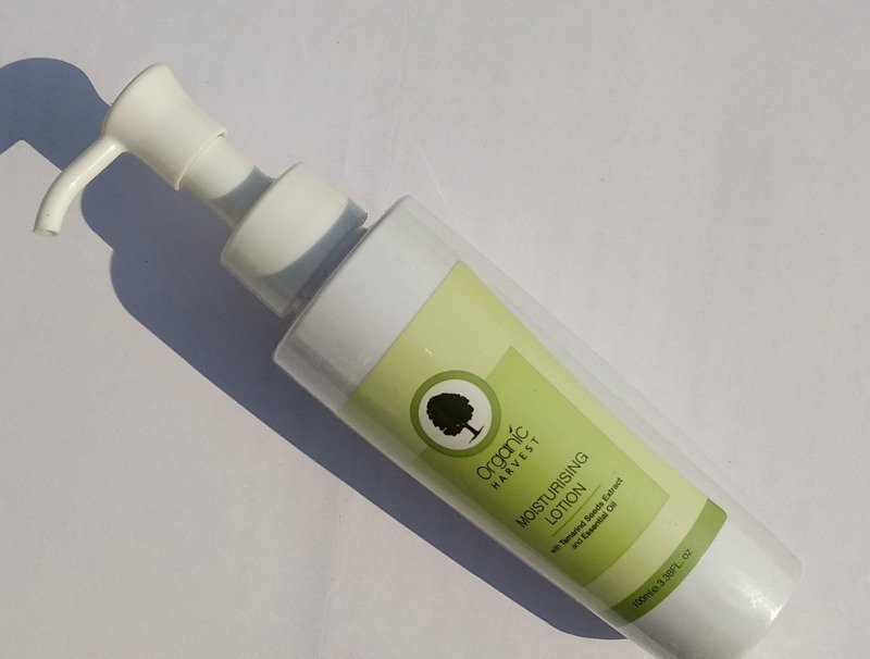 Organic Harvest Moisturising Lotion Review 2