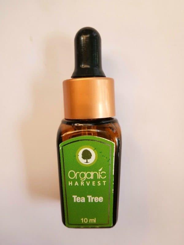Organic Harvest Tea Tree Oil Review